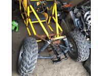 Off road Buggy project