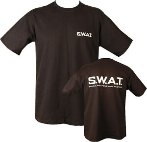 Military-Printed-NY-SWAT-T-Shirt-2-sided-SAS-POLICE