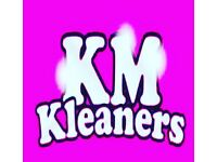 Cleaners// Kmkleaners LTD balfron killearn
