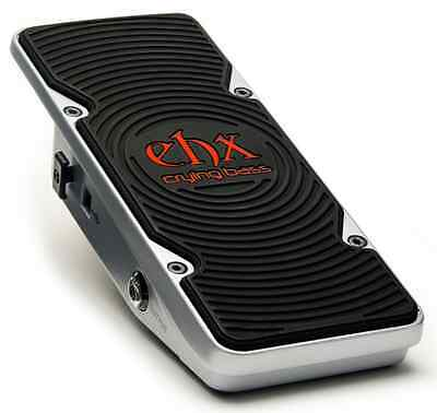 EHX Electro Harmonix Crying Bass Wah / Fuzz Pedal for Bass Guitar