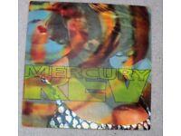 MERCURY REV: YOURSELF IS STEAM. 1991 INDIE ROCK. BLUE VINYL 19.99 OVNO