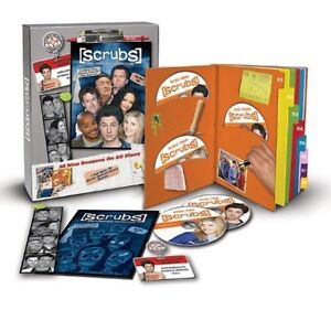 Scrubs Complete Series
