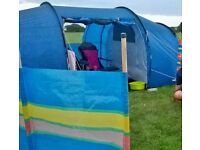 Tent.cooker n kitchen