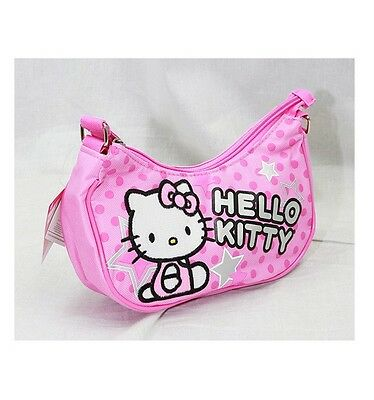 Sanrio Hello Kitty Mini Handbag Hobo Purse Small Tote Bag Shoulder Bag