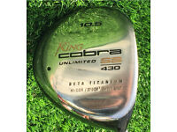 King Cobra Unlimited SS 430 Driver
