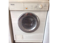 Miele washing machine free delivery and connection
