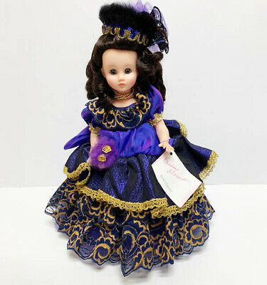 "8/"" /& 14/""doll Purple Doll Gloves to fit Madame Alexander dolls Cissy Cissette"