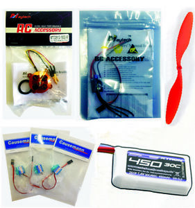 RC Set 115 Watt für Shockflyer / Parkflyer