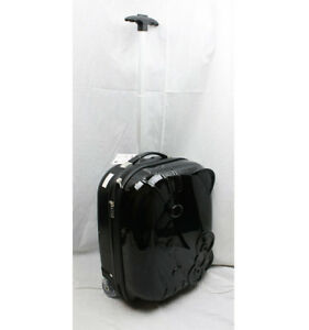 869e2be42fdc Hello Kitty Signature Hard Shell ABS Trolley Carry On Luggage Suitcase Black