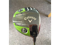 Callaway Razr fit Xtreme Driver - stiff shaft