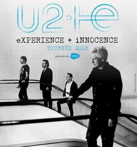 U2 TICKETS /FLOORS/JUNE 5 & 6/SOLD OUT SHOW