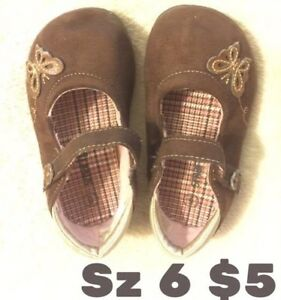 Toddler Girls Shoes Size 6