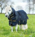Horseware Amigo Hero 6 Petite Plus Turnout Lite 0G Navy Blue