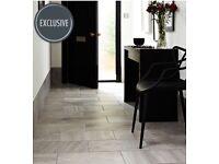 Veriato grey wall/floor tiles (7 boxes)