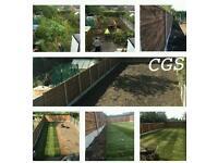 CGS gardening services