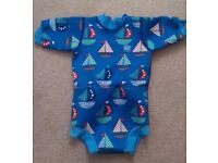 Splashabout wetsuit with built in happy nappy. Xlarge (12-24 months)