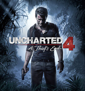 UNCHARTED 4 (Unopened) for PS4