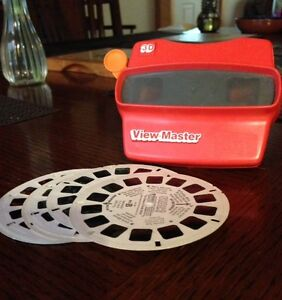 Viewmaster and reels Peterborough Peterborough Area image 1