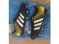Adidas Regulate Kakari 3.0 Rugby Boots Cleats Size 9.5