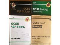 CGP, GCSE Biology 4 pack