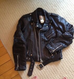 Leather Jacket - Ladies Bristol