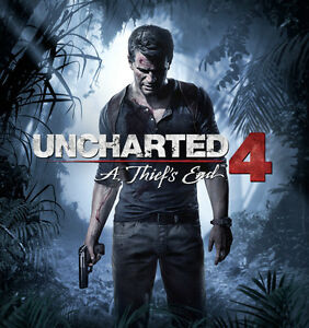 UNCHARTED 4 (Unopened) for PS4 London Ontario image 1