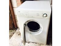 Zanussi Tumble Dryer Used Collection Only