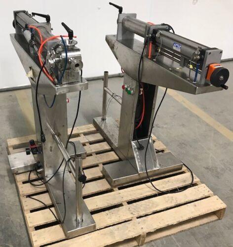 GP Series Pneumatic Filling Machine 9 (Set of 2)