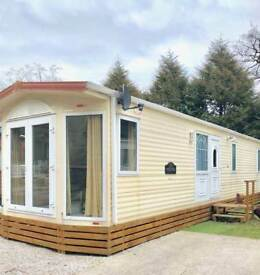 2005 Brentmere Hilton 38 x 12 preloved Holiday home. 12 month season