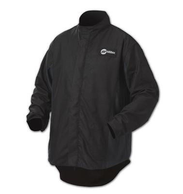 Miller 247116 Weldx Welding Jacket Size 46 Large