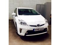 PCO UBER READY | TOYOTA PRIUS HYBRID | FOR RENT | HIRE MINI CAB | AUTO| TAXI |