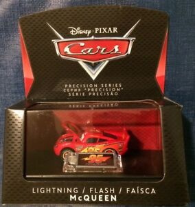 DISNEY PIXAR CARS LIGHTNING McQUEEN PRECISION SERIES