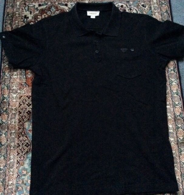 Designer Mens Polo Shirt, Size M All Saints, Diesel, G-Star, J Lindeberg