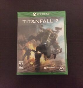 New Titanfall 2 for Xbox One