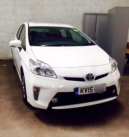 PCO UBER READY 15 PLATE | TOYOTA PRIUS | FOR RENT | TAXI | HIRE | MINI CAB