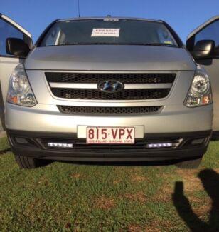 2008 Hyundai iLoad Van/Minivan Eight Mile Plains Brisbane South West Preview