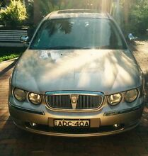 2002 Rover 75 Sedan Fountaindale Wyong Area Preview