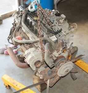 0 IIII 0 Jeep TJ 4ltr Engine for parts / re build low kms.