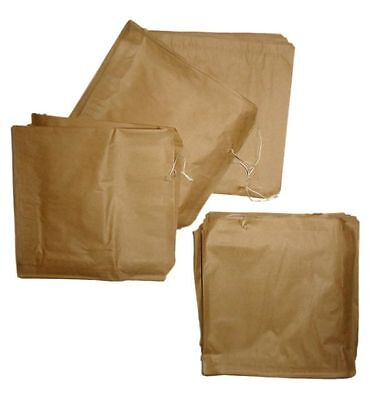 KRAFT BROWN PAPER BAGS for foods 8