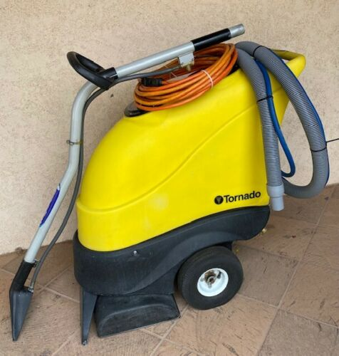 Tornado Marathon 1200 Carpet Cleaner/Extractor with Wand Completely Refurbished