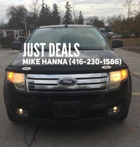 2007 Ford Edge Limited Awd AWD LIMITED