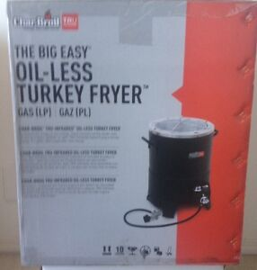 Oil-less Turkey Fryer