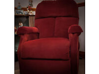 Powered Riser and Recliner Chair