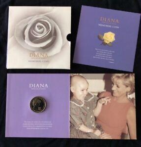 PRINCESS DIANA COMMEMORATIVE £5 COIN AND ELTON JOHN TRIBUTE CD.