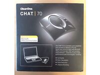 Clear One CHAT 70 personal speaker phone
