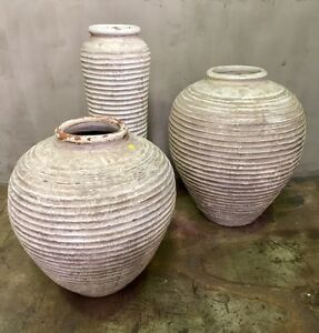 Terracotta pots. Revesby Bankstown Area Preview