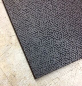"""RUBBER SOURCE -3/4"""" THICK 4' X 6' RUBBER UTILITY MATS"""