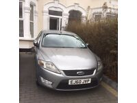 Automatic Diesel Used Silver Ford Mondeo Ztec 2010