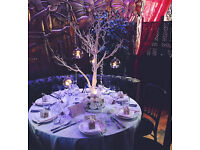 Wedding Table Decor Manzanita Tree Centrepieces