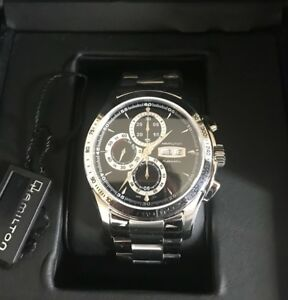 FS- Brand New Hamilton Lord chrono watch
